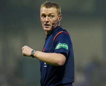 Colvin in charge at Celtic Park
