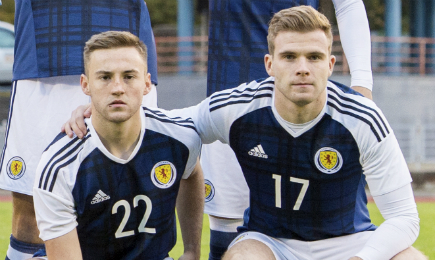 Cadden and Campbell called by Scotland