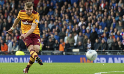 Cadden: Cup final pain can inspire us
