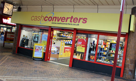 Cash Converters opens in the town