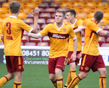 U20s face Falkirk tonight