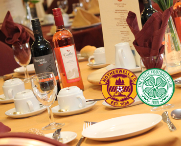 Book Celtic hospitality now