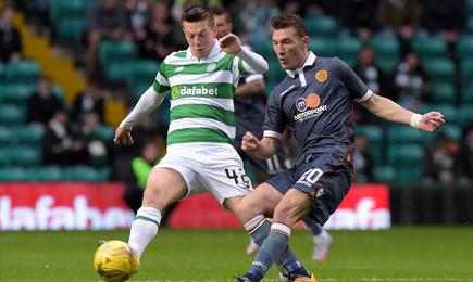 Celtic 5 – 0 Motherwell
