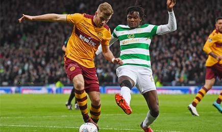 Motherwell 0 – 2 Celtic