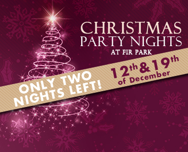 Xmas Party Nights: Two Nights Left