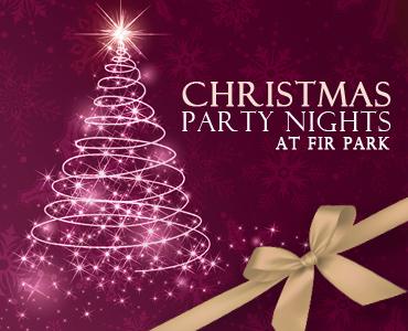 Christmas Parties at Fir Park