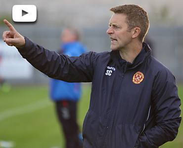 TV: Craigan content with draw