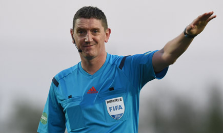 Thomson in charge of Lanarkshire Derby