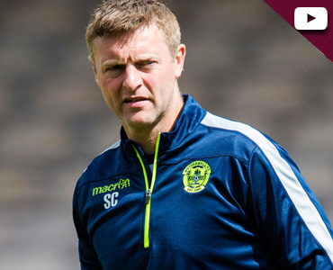 Craigan previews Kilmarnock game