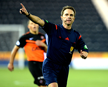 Allan takes charge at Pittodrie