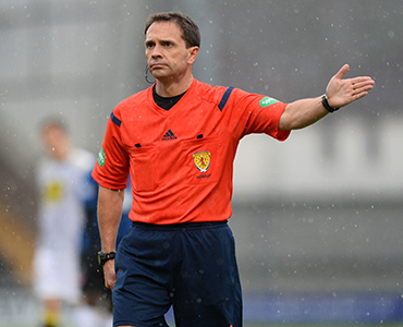 Crawford Allan in charge at Inverness