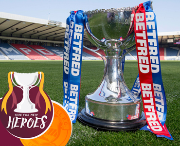 Betfred Cup final ticket latest