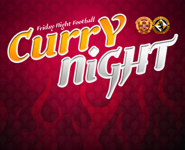 Football on Friday is curry night