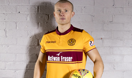 Main relishing role at Fir Park