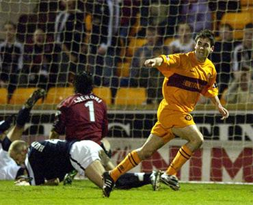 Flashback: vs Dundee