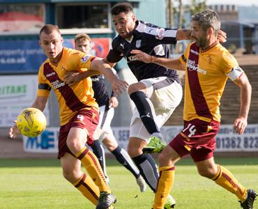 Dundee 2 – 1 Motherwell