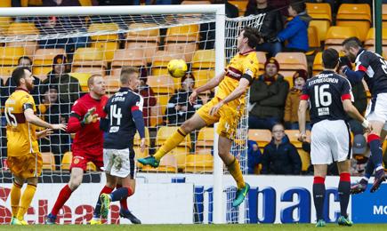 Motherwell 1 – 5 Dundee