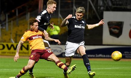 Dundee 0 – 1 Motherwell