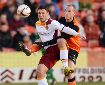 Dundee Utd defeat in pictures