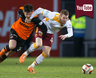 TV: Highlights from Tannadice
