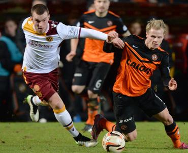 Dundee Utd 3 – 1 Motherwell