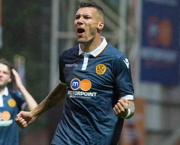 Motherwell 3 – 0 East Stirlingshire