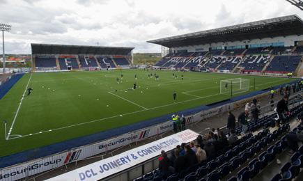 U20s face Falkirk in Development League