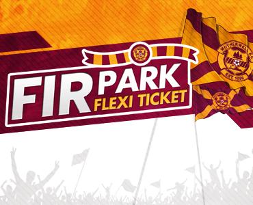 New Fir Park Flexi Ticket