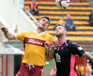 Partick Thistle draw in pictures