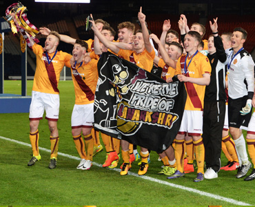 Youth Cup win in Pictures