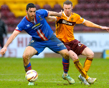 Inverness CT win in pictures