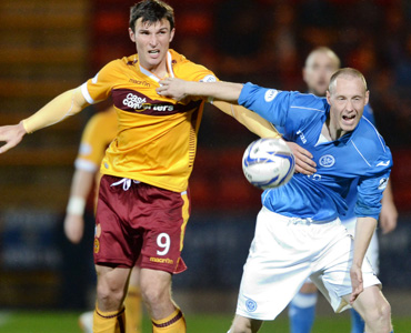 St Johnstone defeat in pictures