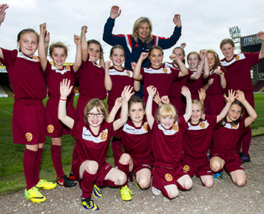 Trust launch Girls Performance Centre