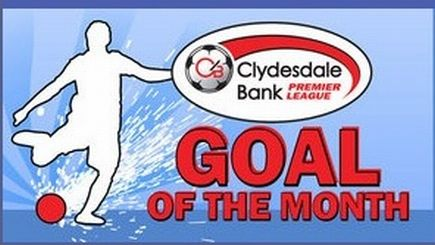 October Goal of the Month