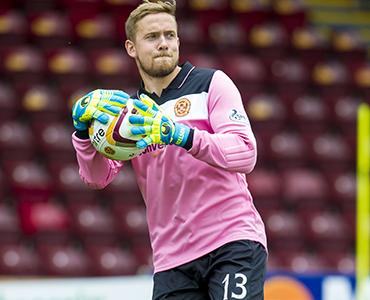 Goalkeeper Gunnar Nielsen departs