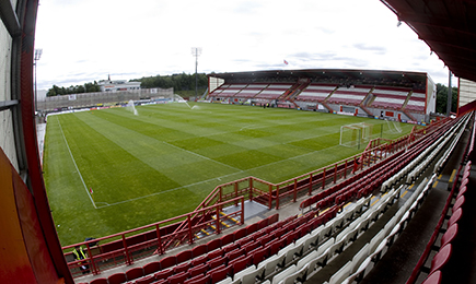 Hamilton Accies: Ticket Update