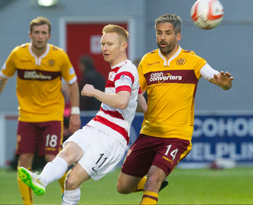 Hamilton Accies 2 – 0 Motherwell