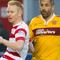 Hamilton Accies 2 – 0 Motherwell
