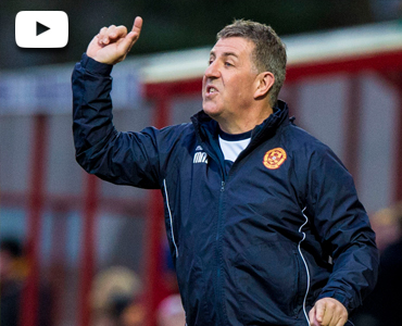 TV: McGhee content with 'Well showing