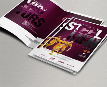 Hearts matchday magazine preview