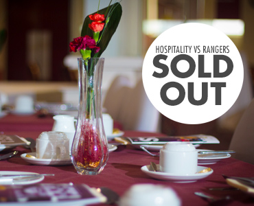 Hospitality sold out