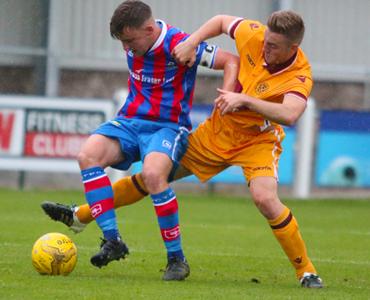 Inverness U20s 1 – 3 Motherwell U20s