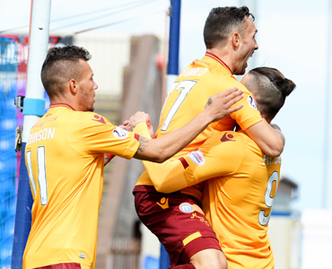 Inverness CT 0 – 1 Motherwell