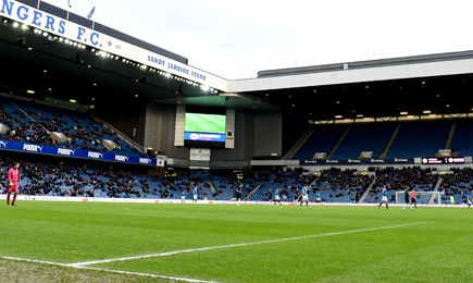 Rangers: Tickets and match information