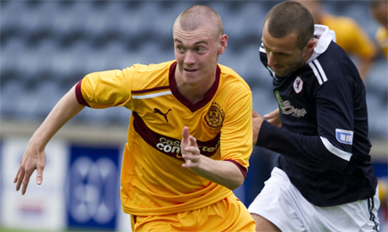 Watt joins Raith Rovers on loan