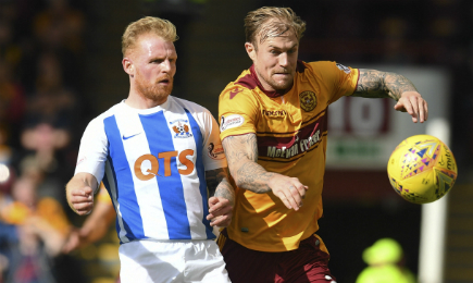 Get your tickets for Kilmarnock clash