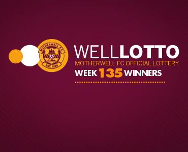 Well Lotto Winners: Week 135