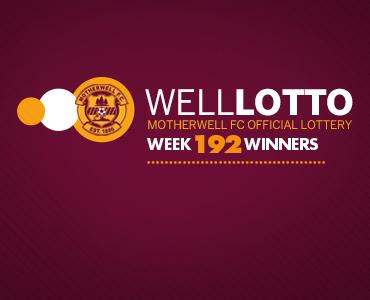 Well Lotto Winners: Week 192