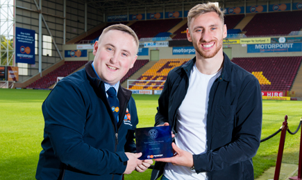 Motorpoint Player of the Month: September