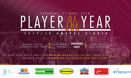 Vote for your player of the year